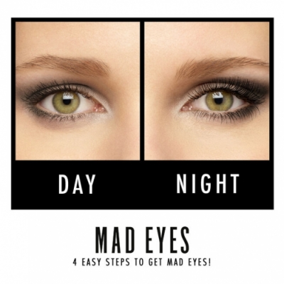 GUERLAIN Mad Eyes Intense Liner - Delineador en Formato Rotulador de Precisión
