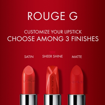 GUERLAIN Guerlain Rouge G 214 Guerlain Rouge