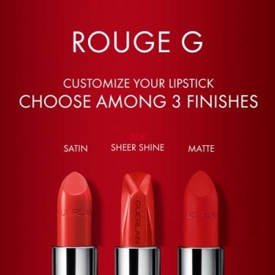 GUERLAIN Guerlain Rouge G 62 Guerlain Rouge