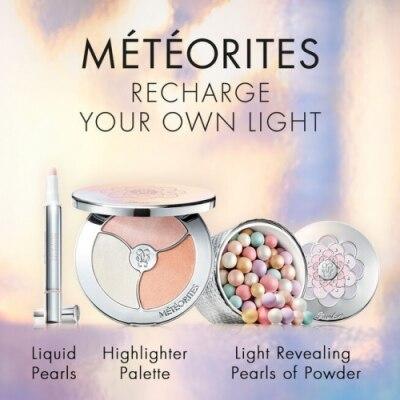 GUERLAIN Paleta Météorites Pearl Dust - Paleta Iluminadora a Medida
