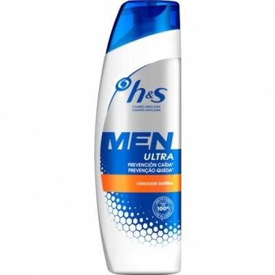 H & S H&S Men Ultra Prevención Caída Champú Anticaspa