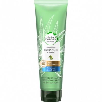 Herbal Essences Herbal Essences Bio Renew Acond sin Sulfatos con Aloe Intenso y Bambú