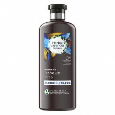 Herbal Essences Acondicionador Hidrata Leche De Coco