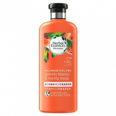 Herbal Essences Acondicionador Volumen Pomelo Blanco Y Menta Mosa