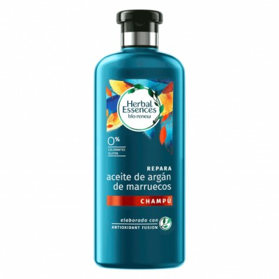 Herbal Essences Champú Repara Aceite Argán De Marruecos