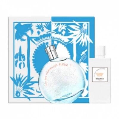 HERMÈS Estuche d'Hermes Des Merveilles Bleue Eau de Toilette