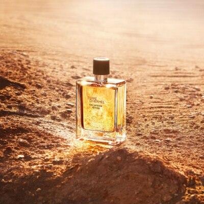 HERMÈS Estuche Hermès Terre d'Hermès Eau Intense Vetiver Eau de Parfum Natural Spray