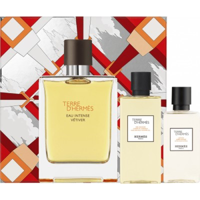 HERMÈS Estuche Terre d'Hermès Intense Vétiver Eau de Parfum