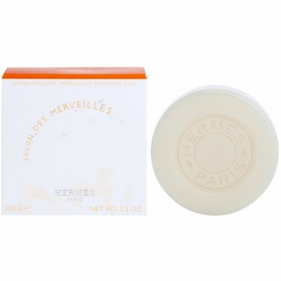 HERMÈS Hermes Eau des Merveilles Savon Perfumed Soap