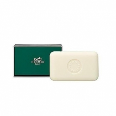 HERMÈS Hermès Eau d'Orange Verte Perfumed Bath Soap with Box