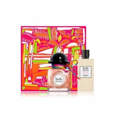 HERMÈS Estuche Hermes Twilly d'Hermès Eau de Parfum Spray y Lotion