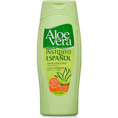 Instituto Español Body Milk Aloe Vera