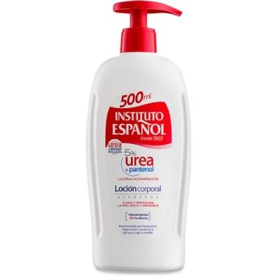 Instituto Español Instituto Español Body Milk Urea con Pantenol