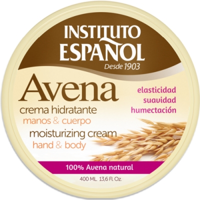 Instituto Español Instituto Español Crema Avena