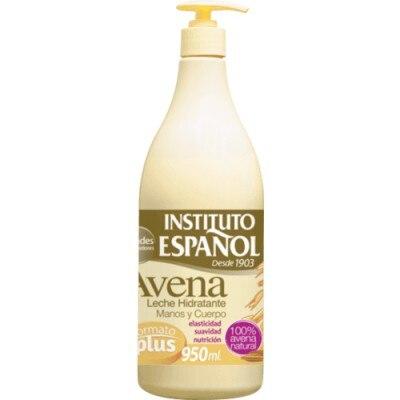 Instituto Español Leche Hidratante Avena