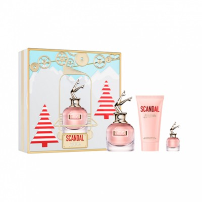 Jean Paul Gaultier Estuche Scandal Y Mini