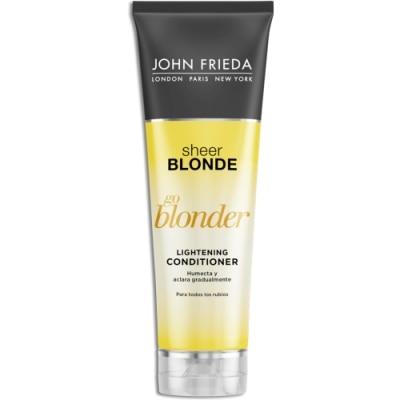 John Frieda John Frieda Acondicionador Aclarante Go Blonder