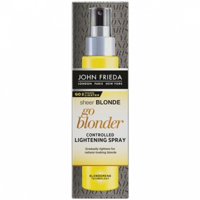 John Frieda John Frieda Spray Aclarante Go Blonder