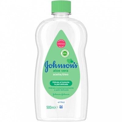 Johnson´s Johnsons Aloe Vera Aceite Grande