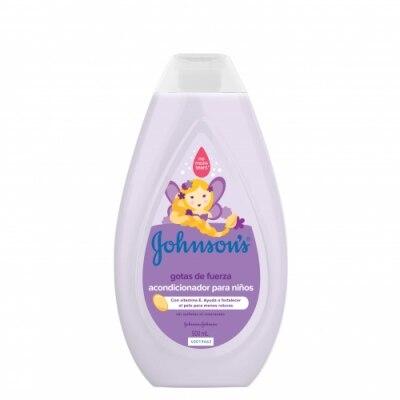 Johnson´s Johnson's Baby Acondicionador Gotas Fuerza