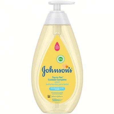 Johnson´s Johnsons Top To Toe Cuidado Completo Baño