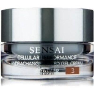 SENSAI Hydrachange tinted gel cream 3
