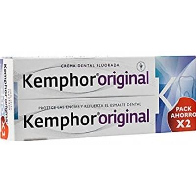 Kemphor Kemphor Duplo Pasta Dentífrica Original