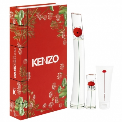 KENZO Estuche Flower by Kenzo Eau de Parfum