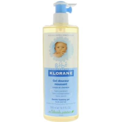 Klorane Klorane gel cuerpo y cabello