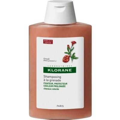 Klorane Klorane champu a la granada cabellos teñidos