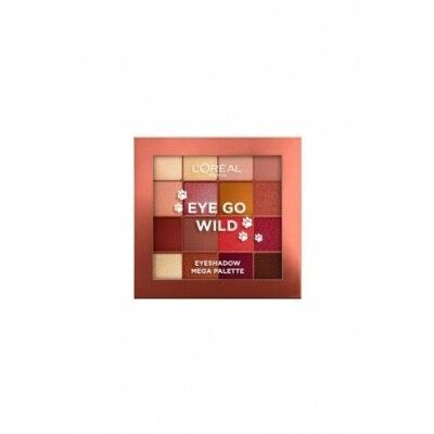 L´Oreal Makeup L'Oreal Eye Go Wild Eyeshadow Palette