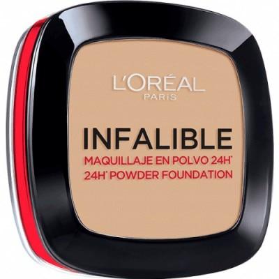 L´Oreal Makeup Infallible Polvo Compacto