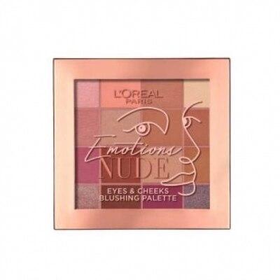L´Oreal Makeup Loreal Palettes 18 Motions Eye