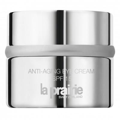 LA PRAIRIE Anti Aging Eye Cream Spf 15 Crema Antiarrugas para el Contorno de los Ojos