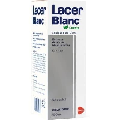 Lacer Colutorio Lacer Blanc Menta
