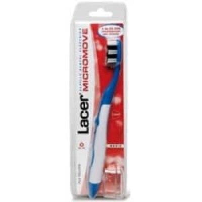 Lacer Lacer cepillo dental micromove eléctrico medio