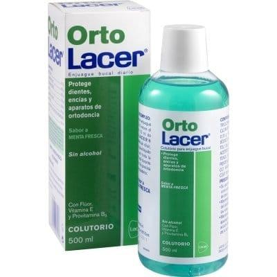 Lacer Lacer Colutorio Ortolacer Lima