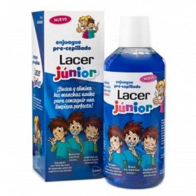 Lacer Lacer Enjuague Pre-Cepillado Junior
