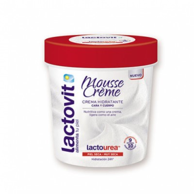 Lactovit Lactovit Lactourea Mousse Cream
