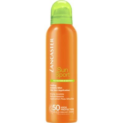 Lancaster Sun Sport Cooling Invisible Mat Spf 50