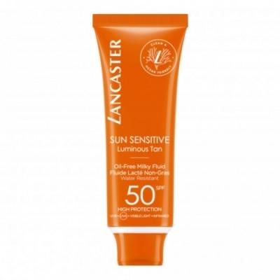 Lancaster Lancaster Sun Delicate Skin Oil Free Milky Fluid SPF 50