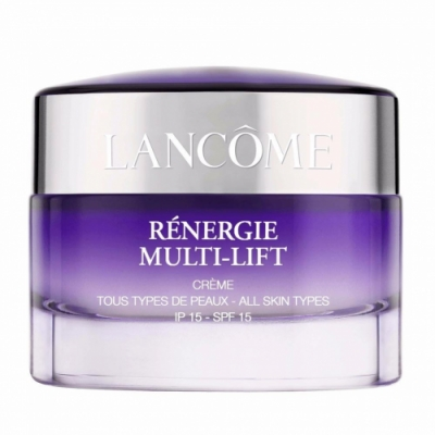 Lancome Lancôme Rénergie Multi-Lift Crema De Día Spf 15 Reafirmante Anti-Arrugas 75 Ml
