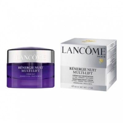 Lancome Lancôme Rénergie Multi Lift Crema de Noche Redefinición Lifting