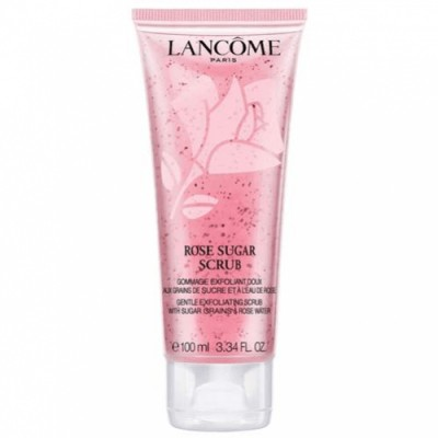 Lancome Rose Sugar Scrub Exfoliante