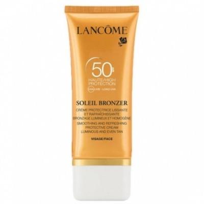 Lancome Soleil Bronzer Crema Protectora de Rostro SPF 50
