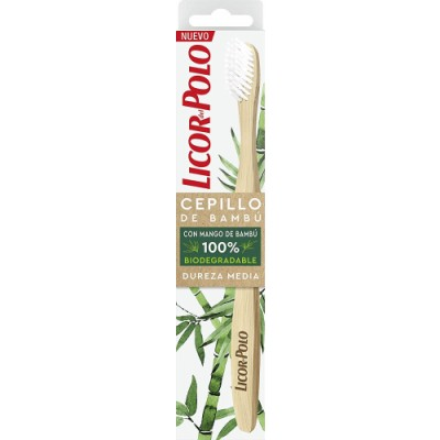 Licor Del Polo Cepillo Licor Del Polo De Bambú