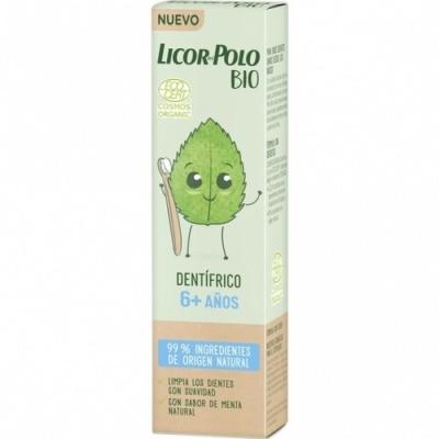 Licor Del Polo Licor del Polo Pasta Bio Kids Menta