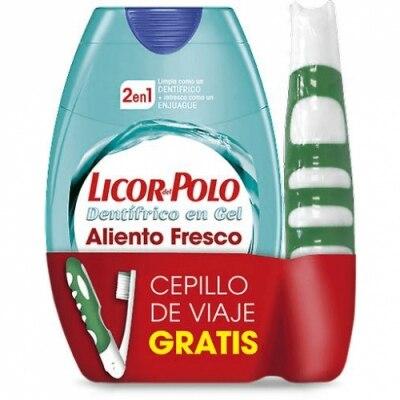 Licor Del Polo Pack Licor del Polo Aliento Fresco 2 En 1