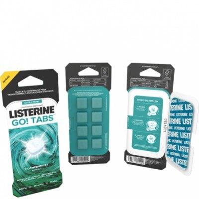 Listerine Listerine Go Tabs