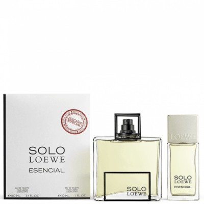 Loewe Cofre Solo de Loewe Esencial